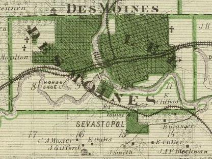 maps | Des Moines Local History