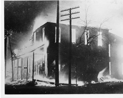 image of 1871 fire