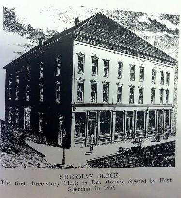 Sherman Block image